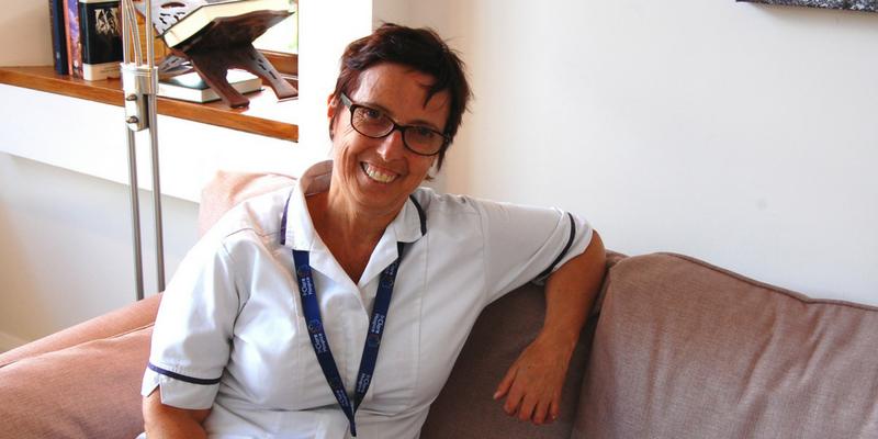 Occupational Therapist, Jane Iskander