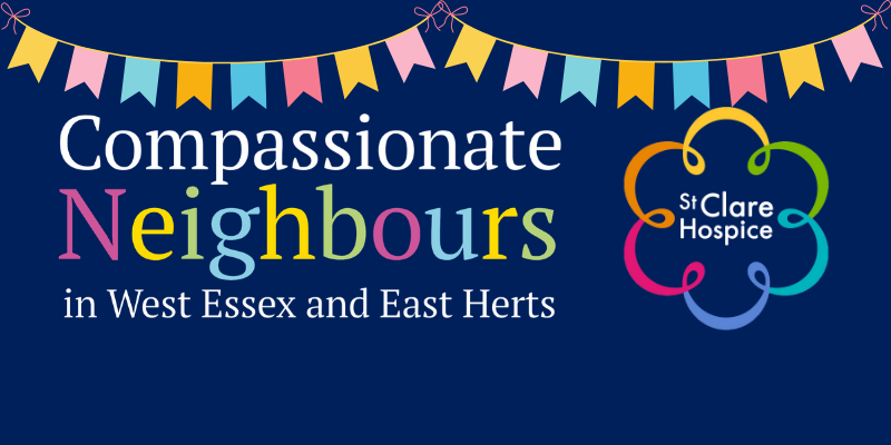 Compassionate Neighbours title image with banners